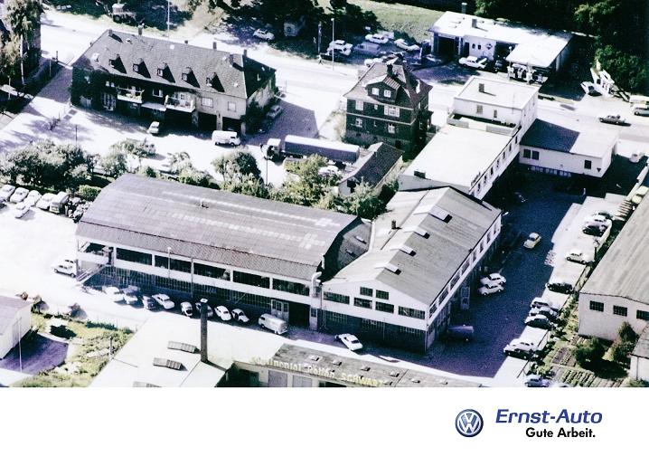 Klassische Ansicht Ernst Auto