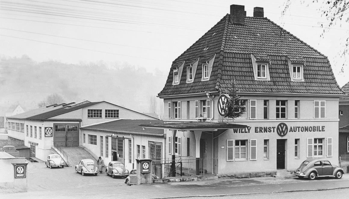 Ernst Auto Historisch