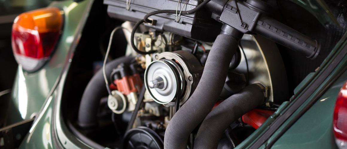 Käfer Motor VW