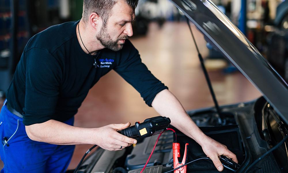 Ernst-Auto | Werkstatt