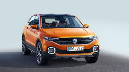 Ernst-Auto | VW-Polo SUV