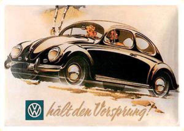 Ernst-Auto | Blechschild