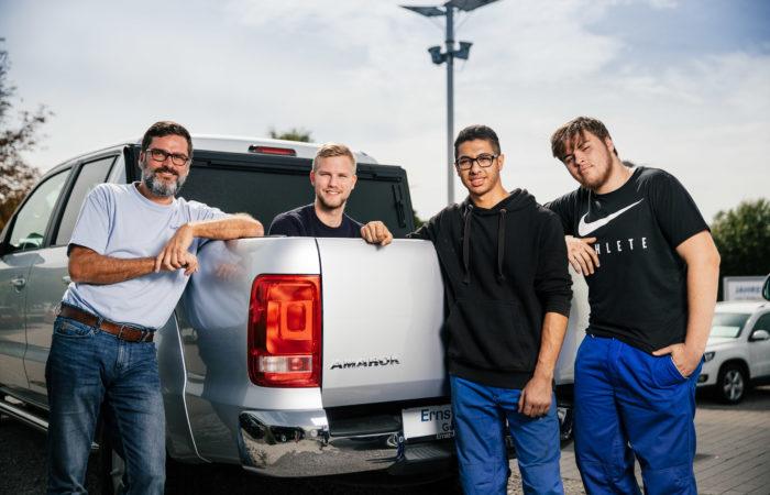 Ernst-Auto | Azubi